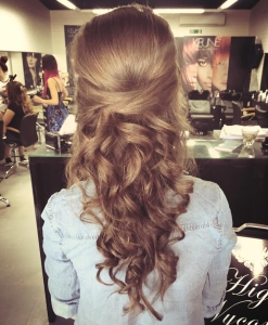 Bridesmaid Hair Perth